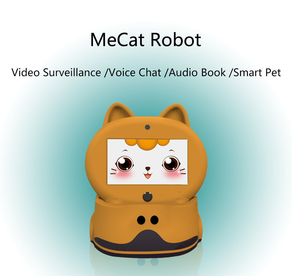 YZ robot cat