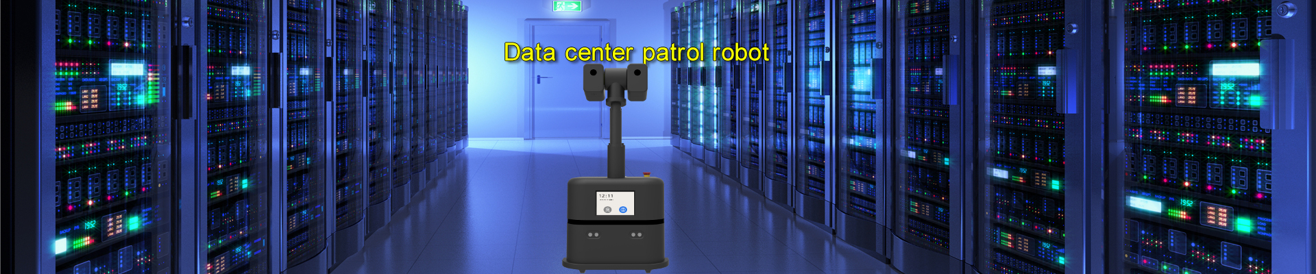 data center patrol robot